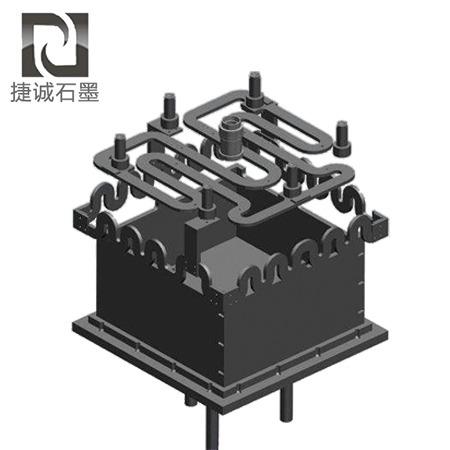 多晶铸锭炉石墨加热器